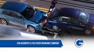 Car Accidents and The Other Insurance Company